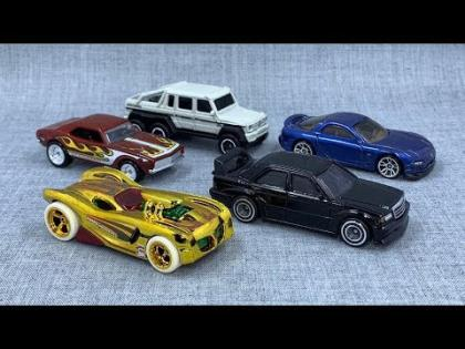 Lamley Saturday Showcase: Do you agree with the Best & Worst Hot Wheels of 2017?