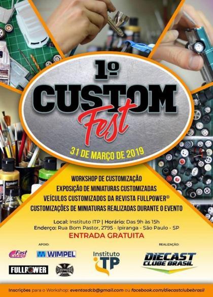 1º Custom Fest