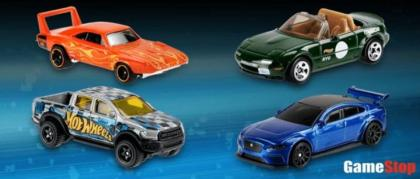 The next Hotwheels K-day is... at Gamestop.