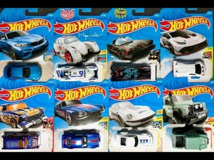 Lamley Preview: 2018 Hot Wheels G Case Models to Look For