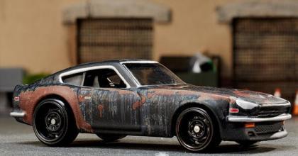 Dois Datsuns na parceria da Hot Wheels com a MotorTrend
