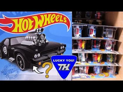 2021 C * Will I Be Lucky?* NEW SUPER TREASURE HUNT DESIGNATION Hot Wheels Case Unboxing Video