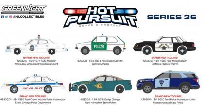 Mais um lote da série Hot Pursuit em breve