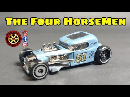 #thefourhorsemen #dsc164 THE FOUR HORSEMEN  MOD ROD CONVERTIBLE