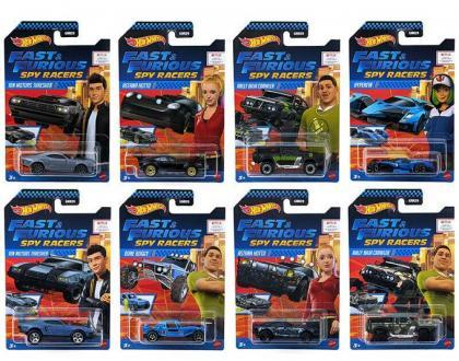 Um novo lote da série Fast And Furious Spy Racers