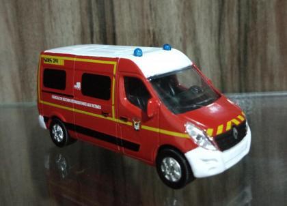 Sapeurs-pompiers(bombeiros da França)
