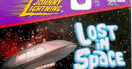 Johnny Lightning – Espaço