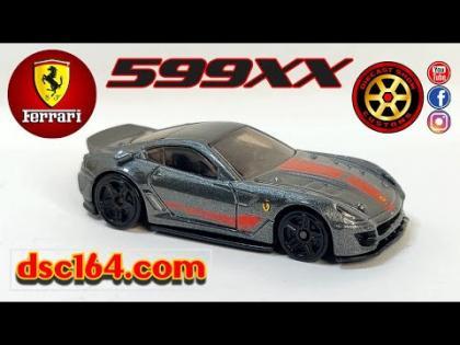 Custom STH Ferrari 599xx