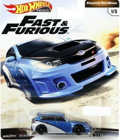 Hot Wheels Fast & Furious Premium Off-Road