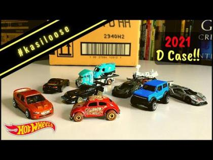 #kasiloose - Opening up models from 2021 Case D!! Bronco, Beetle and Pontiac!!