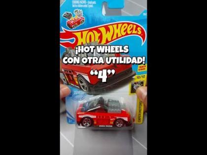 Hot Wheels con otra utilidad PARTE 4 - Custom Small Block #short