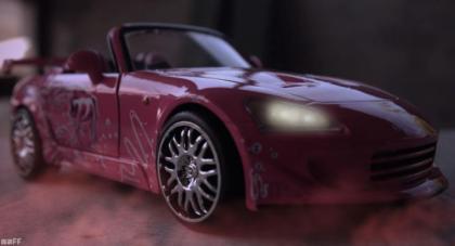 We need more Pink Car!