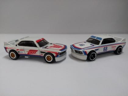 '73 BMW 3.0 CSL RACE CAR