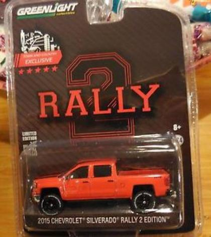 2015 Chevy Silverado Town & Country Toys