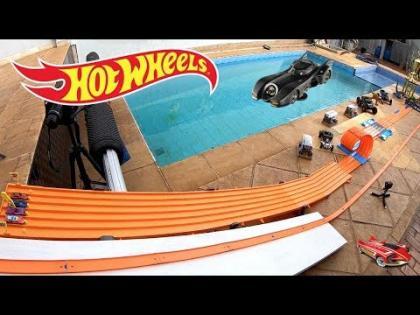 Hot Wheels Pista Grande Triplo Looping - Carrinhos de Brinquedos #80