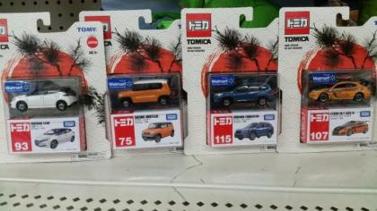 More Wally World Tomica!