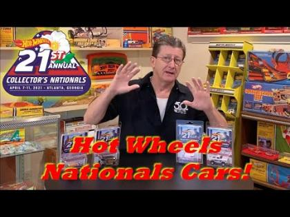 Hot Wheels Nationals Cars Atlanta  2021 | Hot Wheels