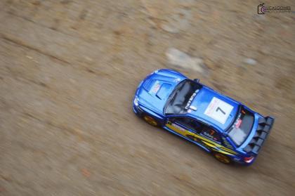 Subaru Impreza WRC ( Kinsmart )