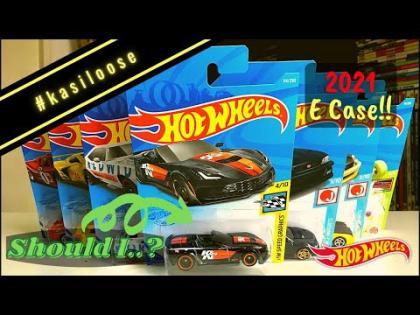 #kasiloose - Opening up models from 2021 Case E!! Corvette C8-R, GT40 MkIV and SUPER!!!