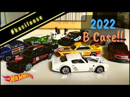 #kasiloose - Opening up models from 2022 Case B!! 2020 HW's Legends Tour winner is here!!