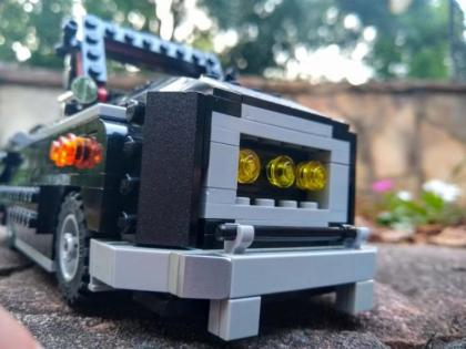 I Built a Lego Model of a Quirky Soviet Limousine!