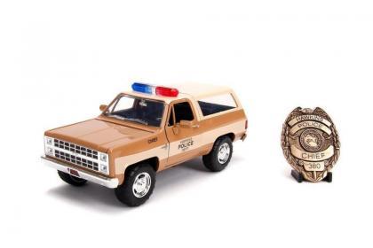 Chevy K5 Blazer 1980 Stranger Things (Jada Toys)