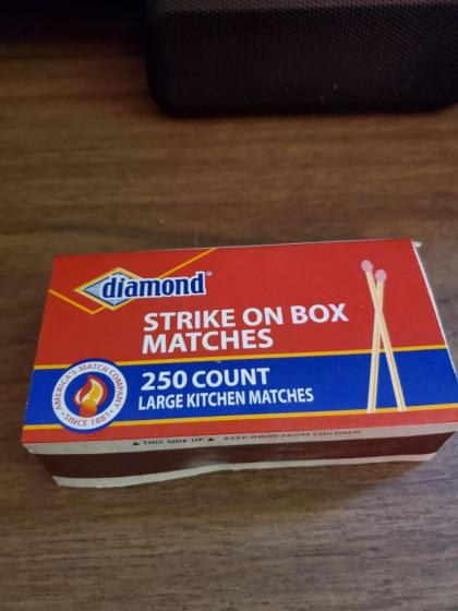 Got the new matchbox case. It's a winner!