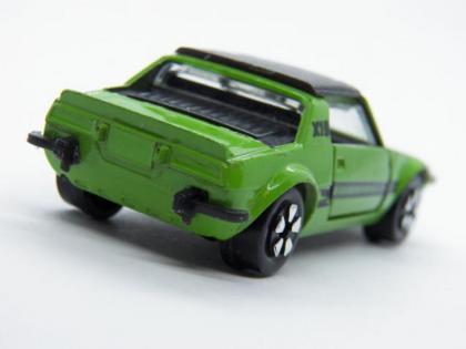Old Toy Show HAWL car #3 Playart Fiat X15