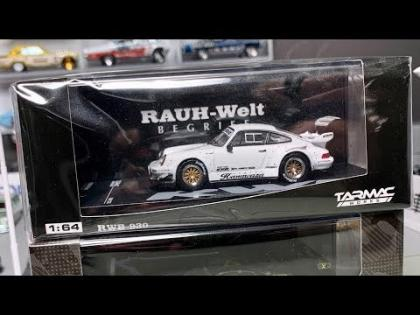 Lamley Live: Opening the RWB Porsche 930 by Tarmac Works