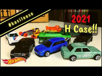 #kasiloose - Opening up models from 2021 Case H!! Mercedes, Datsun 510 and Honda!!