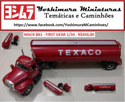 MACK B61 TEXACO
