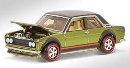 O Datsun 510 do Red Line Club!