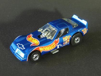 1995 Hot Wheels Side-Splitter Carded