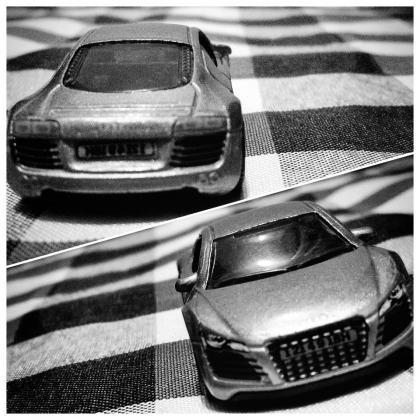 #matchbox Audi R8
