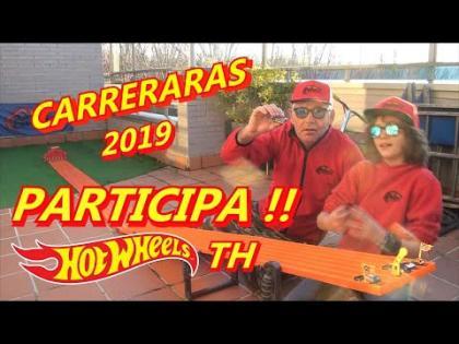 RETO CARRERAS 2019 ESPECIAL TREASURE HUNT HOT WHEELS EXPRESS