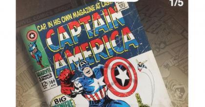 Um novo lote da série Pop Culture com personagens da Marvel!