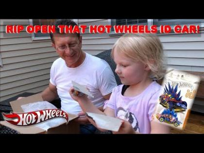 Opening Hot Wheels id Cars and More! | Hot Wheels