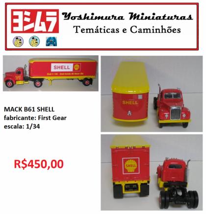 MACK B61 SHELL