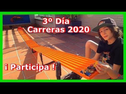 3º CARRERAS INTERNACIONALES 2020 HOT WHEELS EXPRESS