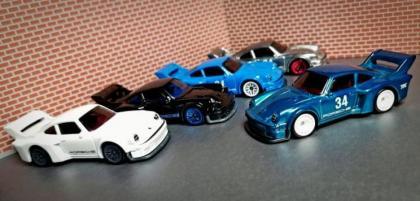 Teutonic Tuesday: Porsche 934.5 Meet