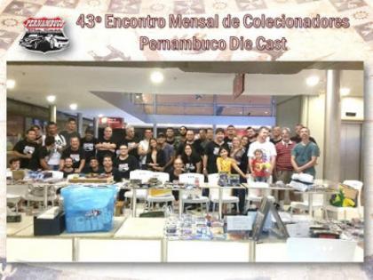 Fotos do 43º Encontro de Colecionadores PEDC
