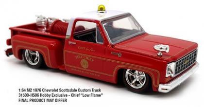 Outra pickup Chevy da M2 em breve