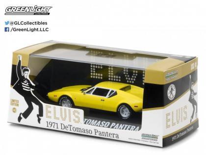 1971 DeTomaso Pantera Elvis Presley