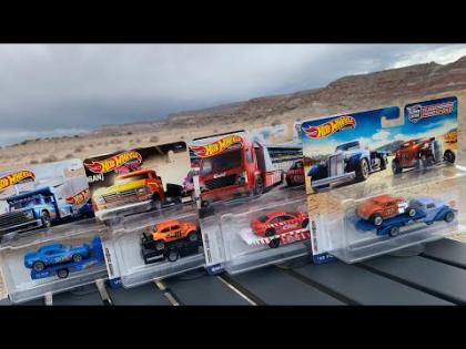 Lamley Preview: Hot Wheels 2021 Team Transport Mix L