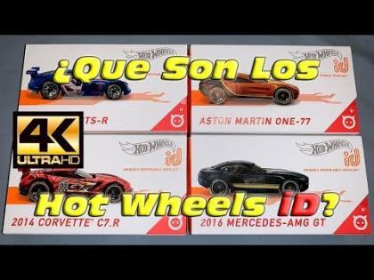 ¿Que son los Hot Wheels id? (Hot Wheels 2019)