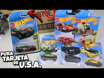 ¡Puro de lo bueno en esta cajota! - Hot Wheels Caja / Case E 2021 Car de asada, Ford GT40