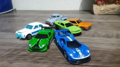 Ford company rs