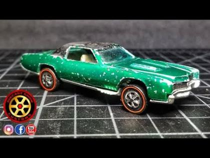 #HotWheelsRestoration Hot Wheels Restoration 1968 Custom ElDorado