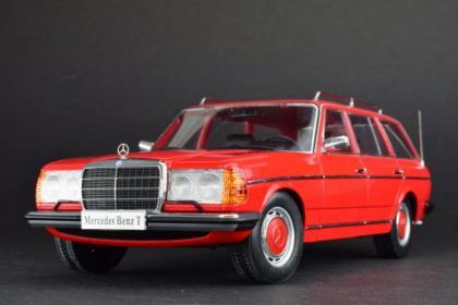 Wagon Wednesday: KK-Scale Mercedes 250T