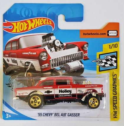 '55 Chevy Bel Air Gasser Hot Wheels